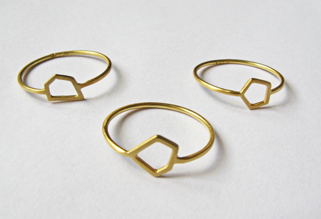 Juwelen Ringe gold