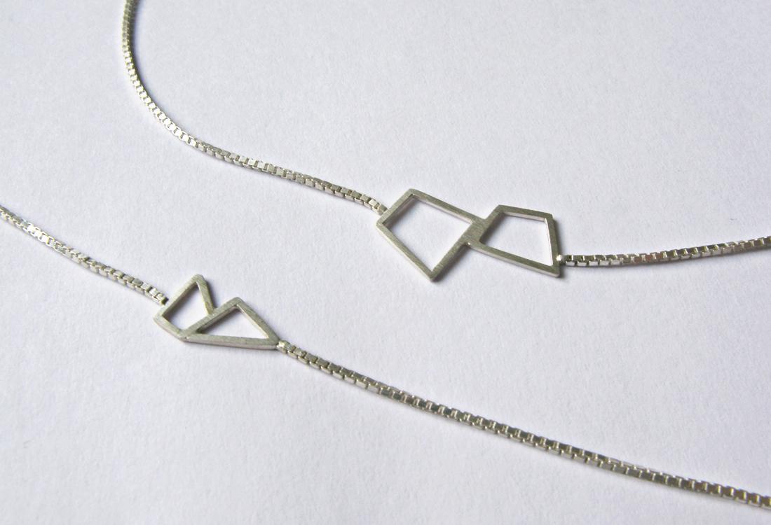 Juwelen Kette Silber
