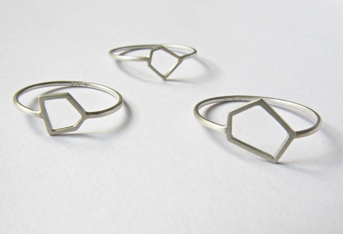 Juwelen Ringe SIlber